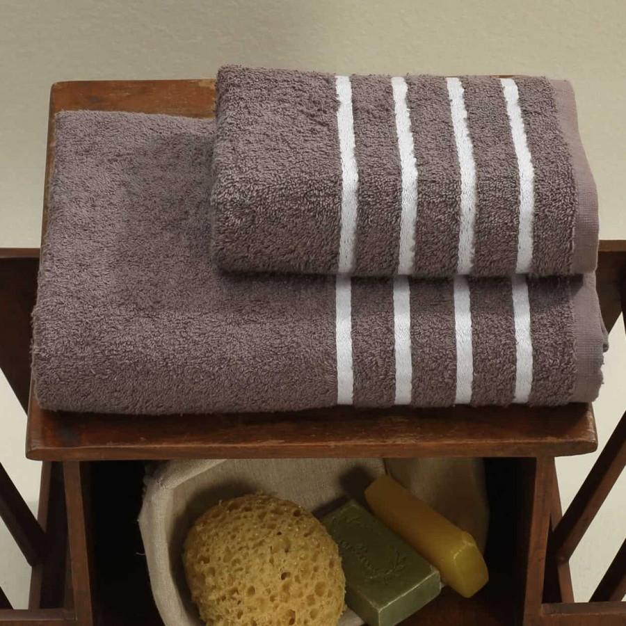 Πετσέτα Μπάνιου 70X140 Reflection Graphite