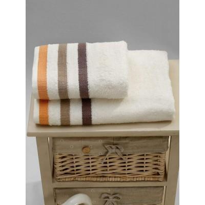 Πετσέτα Μπάνιου 70X140 Ventum Orange