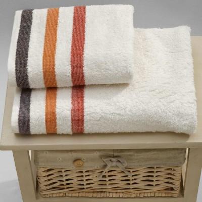 Πετσέτα Μπάνιου 70X140 Ventum Taupe