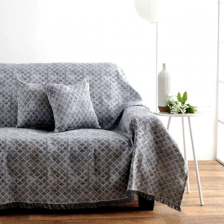 Ριχτάρι Διθέσιου Καναπέ 180x240 Nice Grey