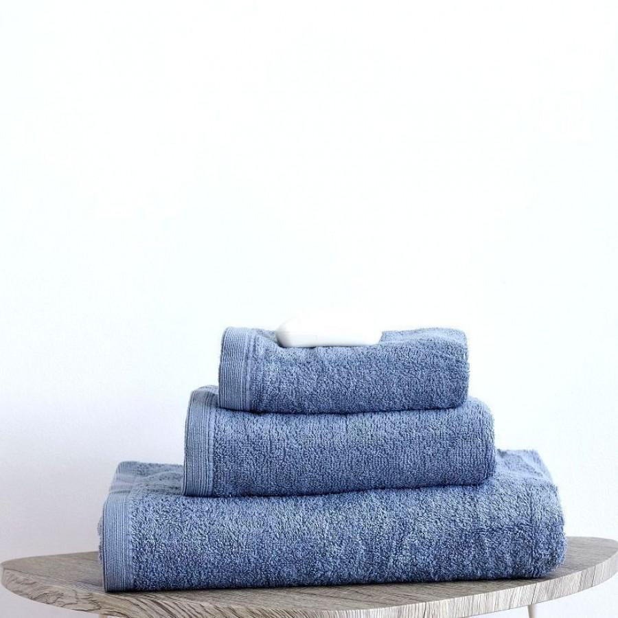Σετ Πετσέτες 3 Τεμ Primus Sky Blue