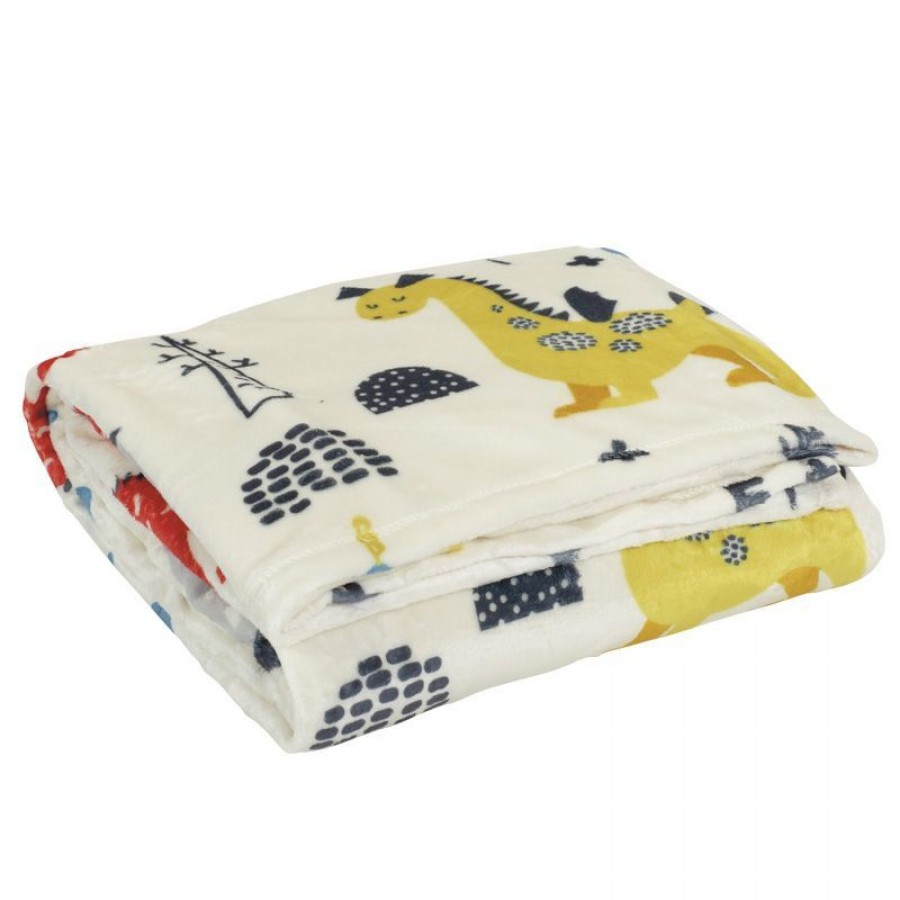 4707 Κουβέρτα Fleece Kid Das Home 160x220
