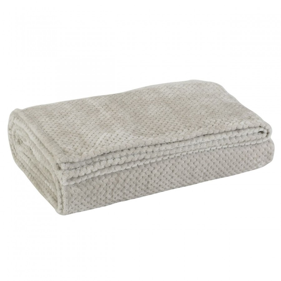 Κουβέρτα Fleece Υπέρδιπλη 0443 Das Home 220x240