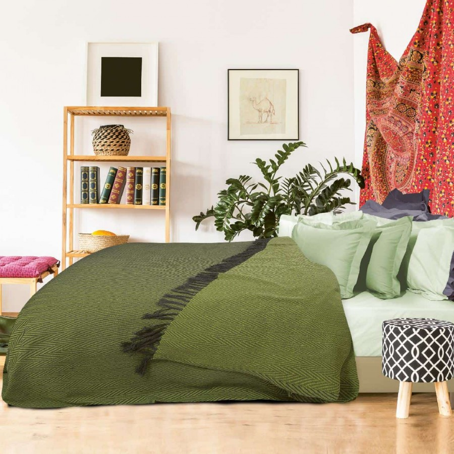 Κουβέρτα Υπέρδιπλη Das Home Blanket Line 343 230x260