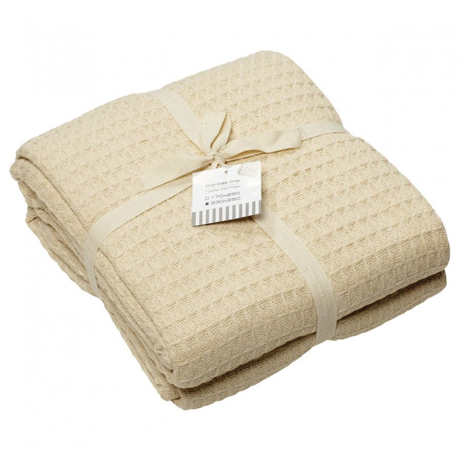 Κουβέρτα Πικέ Μονή 0434 Das Home 170x250