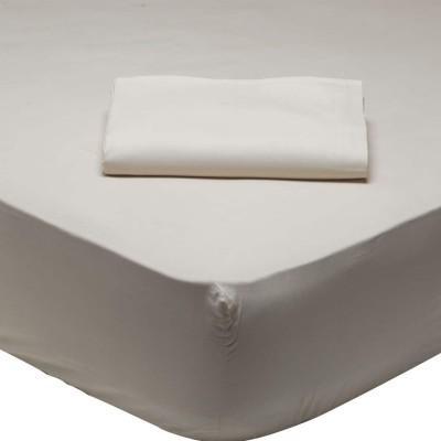 Μονόχρωμο Σεντόνι Υπέρδιπλο Μπέζ 1002 230x260
