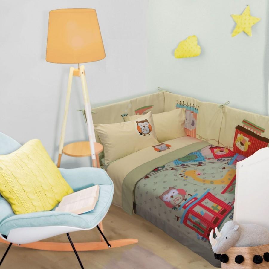 Πάπλωμα Baby Smile Digital 6597 Das Home 110x150
