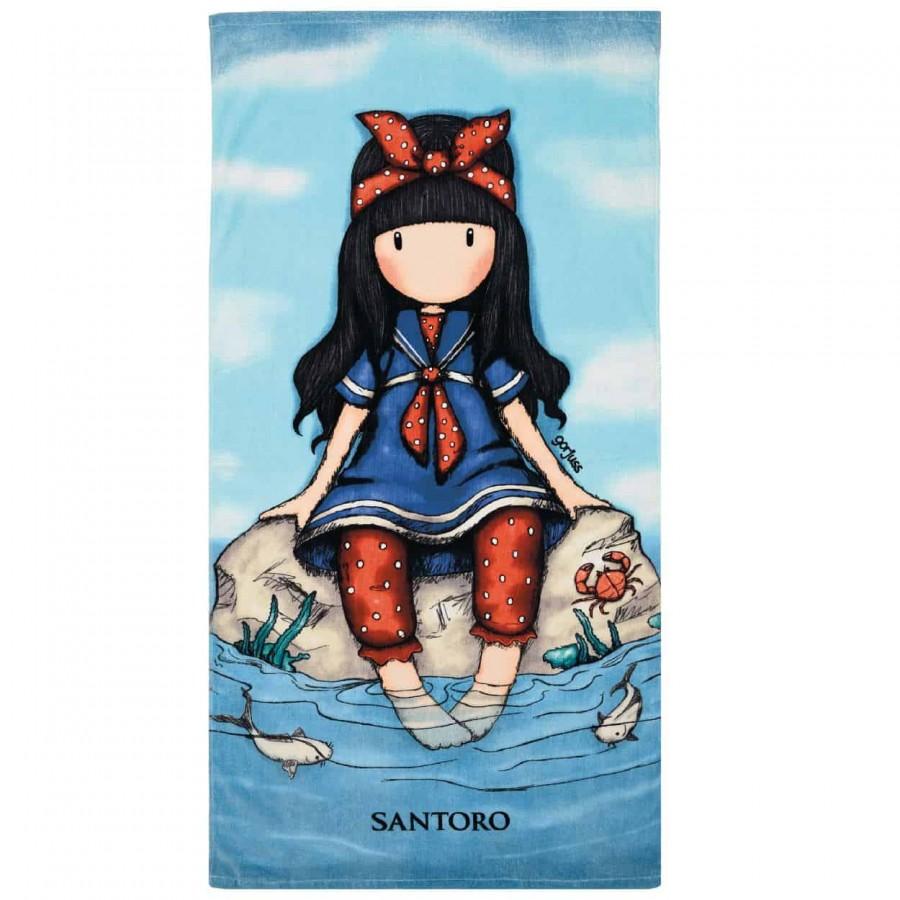 Πετσέτα Θαλάσσης 75x150 Santoro 5807