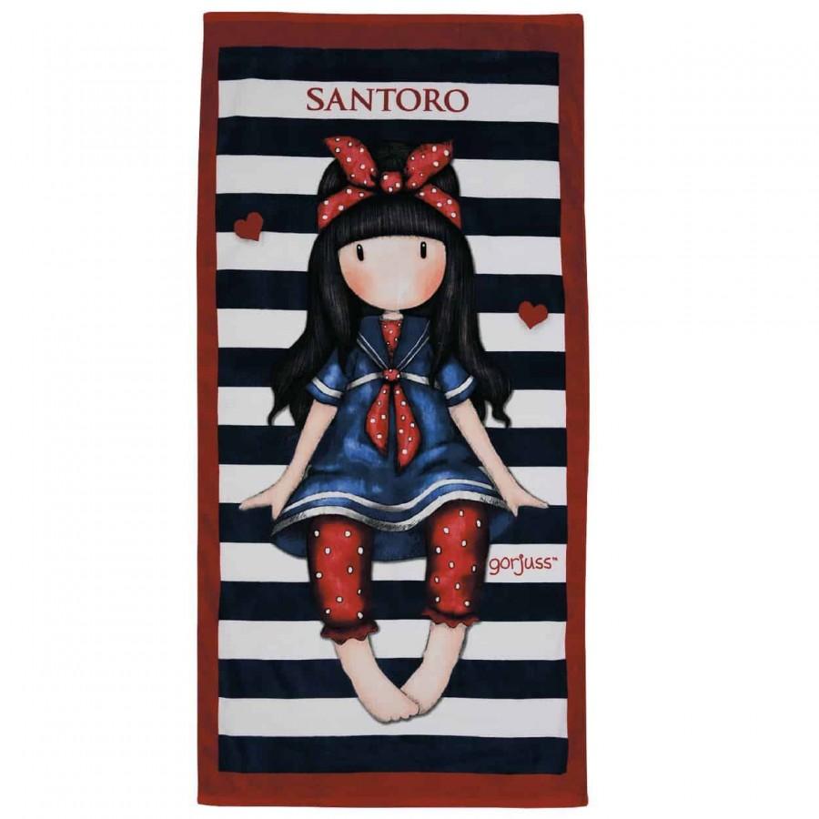 Πετσέτα Θαλάσσης 75x150 Santoro 5810