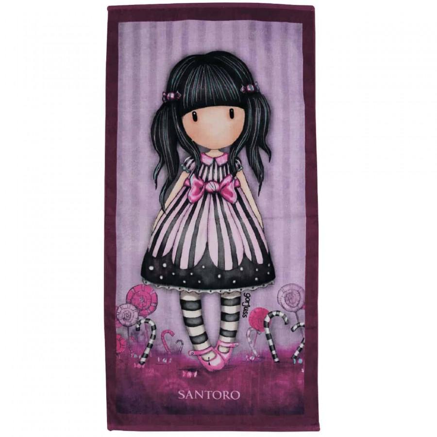 Πετσέτα Θαλάσσης 75x150 Santoro 5814