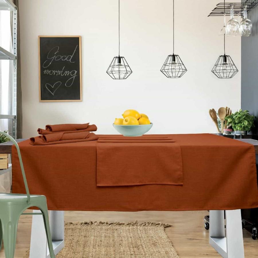 Πετσέτες Das Home Φαγητού 546 Σετ 4 τμχ 40x40
