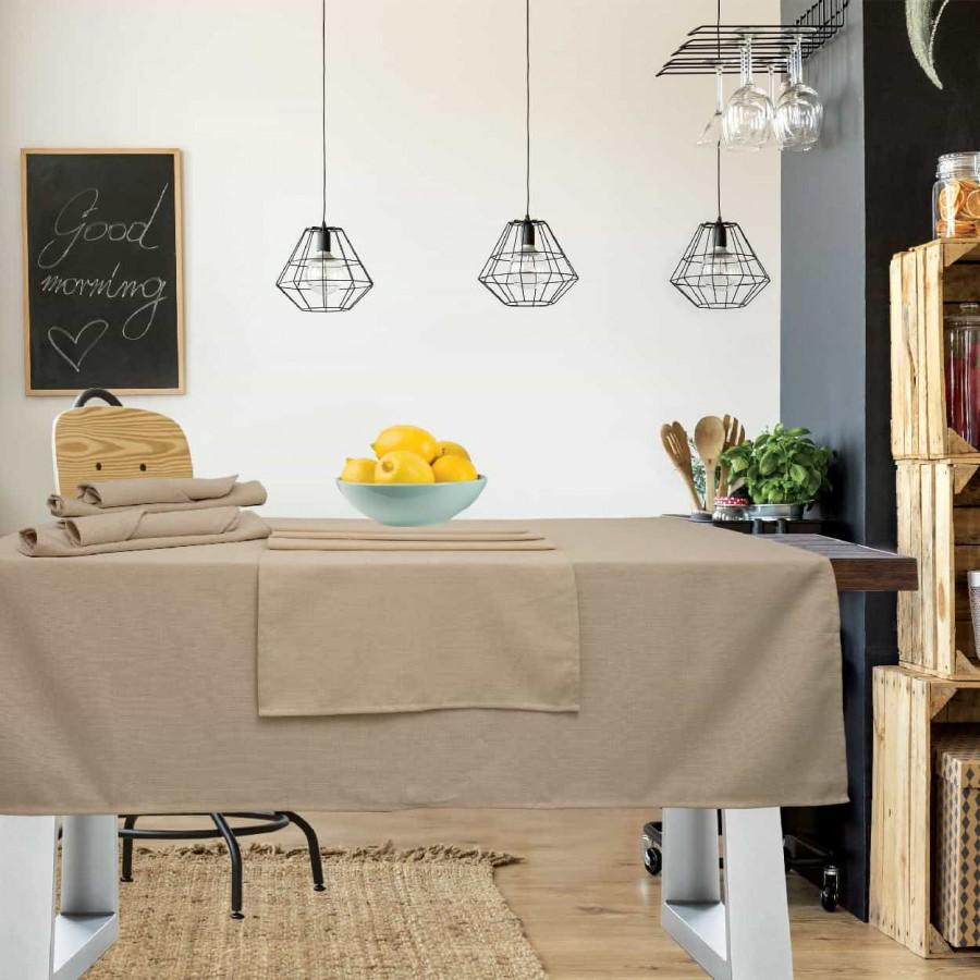 Τραπεζομάντηλο Das Home Kitchen Line 547 140Χ180