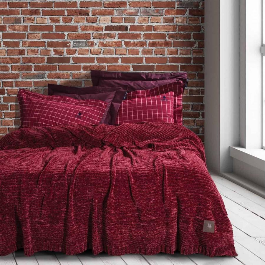 Υπέρδιπλη Κουβέρτα Σενίλ Polo 2422 220x240