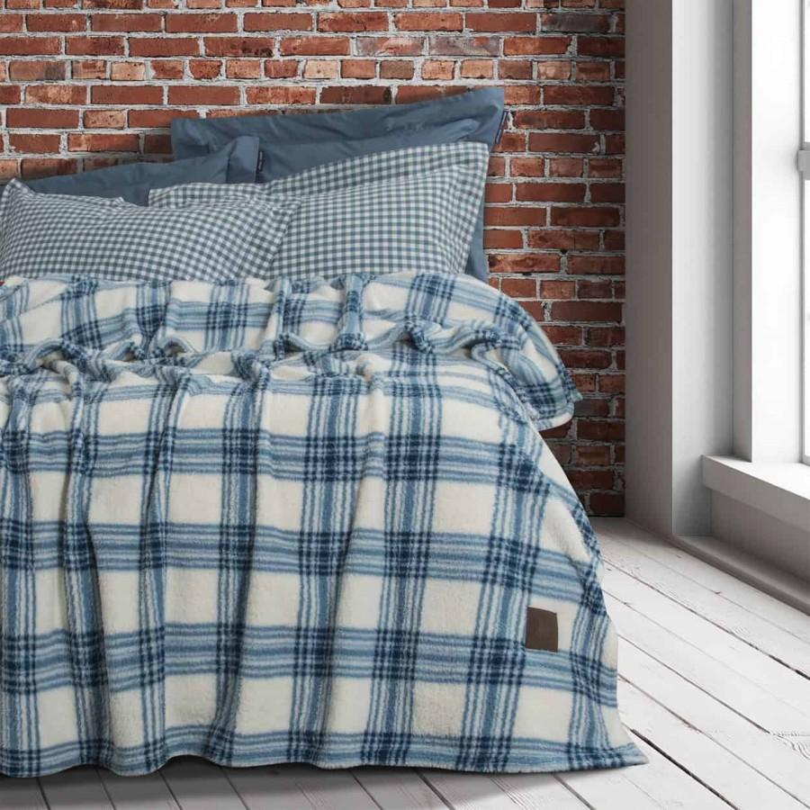 Κουβέρτα Υπέρδιπλη Με γούνα Polo 2431 220x240