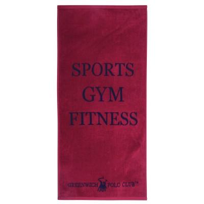 Πετσέτα Γυμναστηρίου 2558 Greenwich Polo Club 45x90