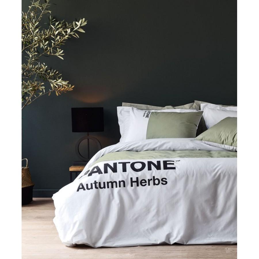 Pantone 36 Παπλωματοθήκη King Size Σετ 3 Τεμ Kentia 260X240