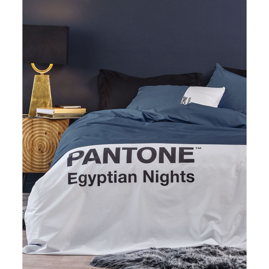 Pantone 4229 Παπλωματοθήκη Υπέρδιπλη Σετ 3 Τεμ Kentia 220X240