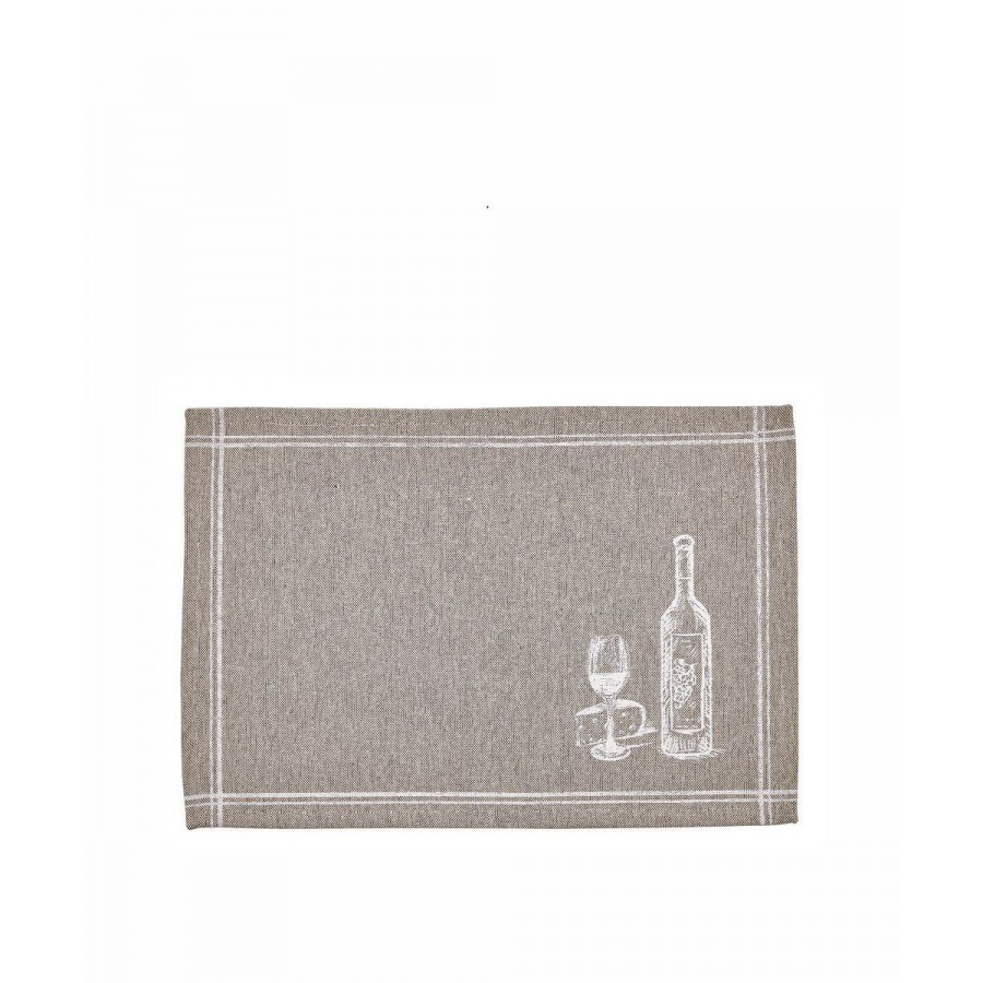 Wine Σουπλά Σετ 4 Τεμ 35X50