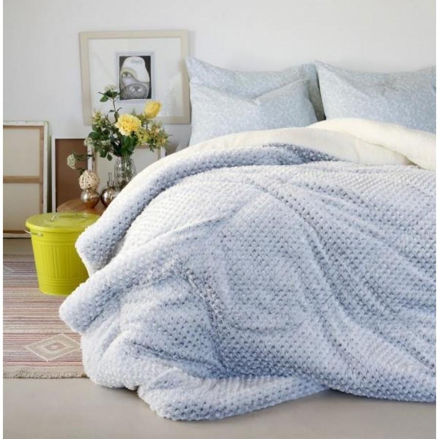Κουβέρτα Καναπέ Abby Abby Dot Melinen 130X170