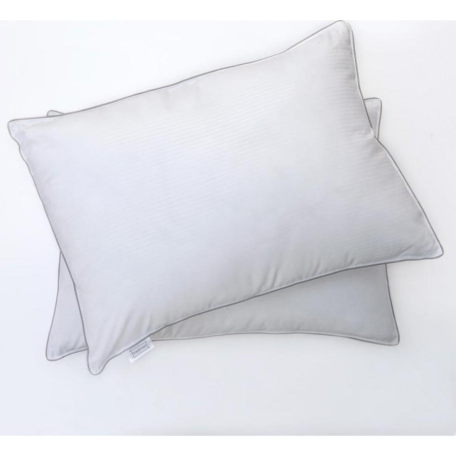 Μαξιλάρι Ύπνου 1+1 Basic Basic Λευκο Melinen 50X70