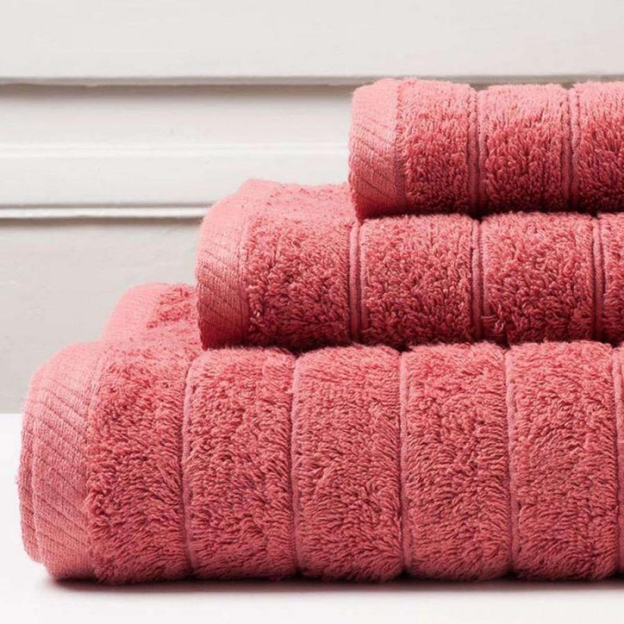 Πετσέτα Μπάνιου Colours Fuchsia Melinen 80Χ150
