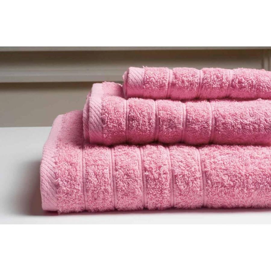 Πετσέτα Χεριών Colours Candy Pink Melinen 30Χ50