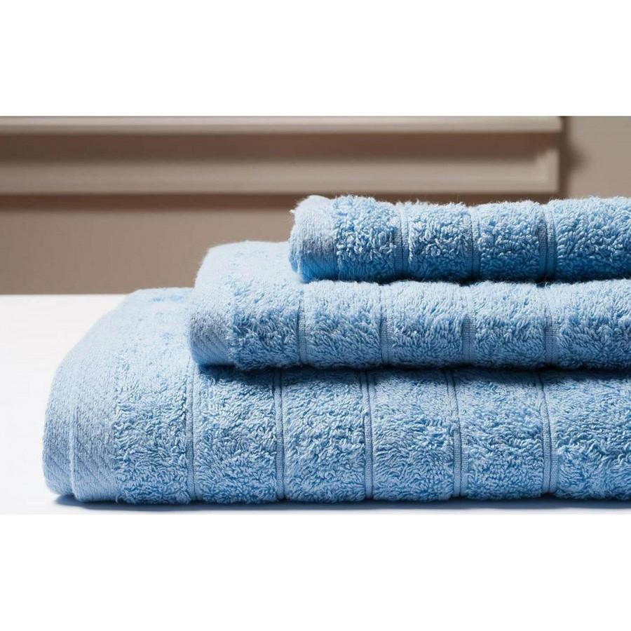 Πετσέτα Προσώπου Colours Baby Blue Melinen 50Χ90