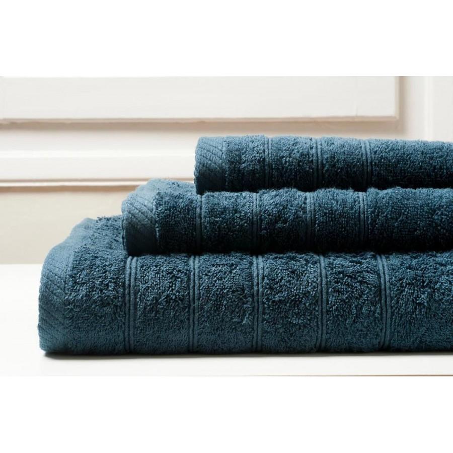 Πετσέτα Προσώπου Colours Blue Melinen 50Χ90