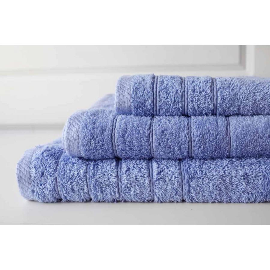 Πετσέτα Προσώπου Colours Lavender Melinen 50Χ90