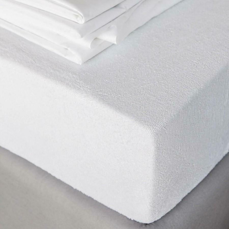 Προστατευτικό Στρώματος King Size Με Λάστιχο Πετσετέ Melinen 180X200+30