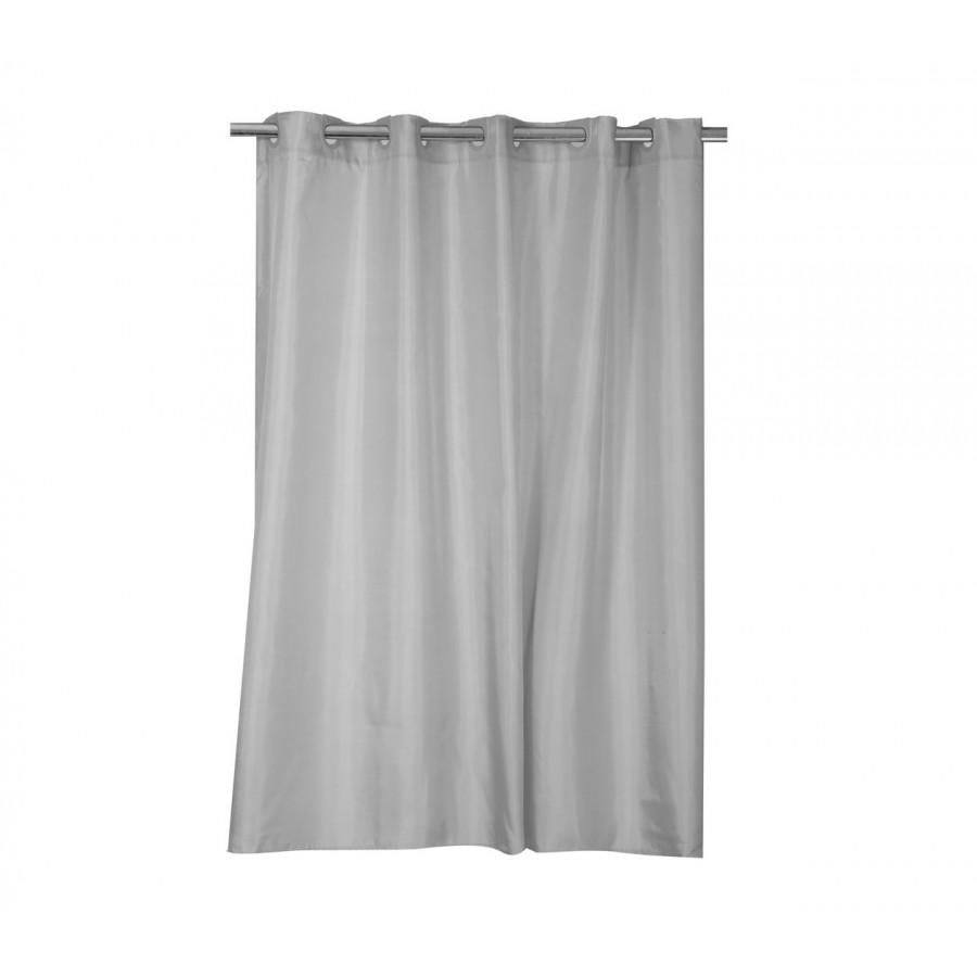 Κουρτίνα Μπάνιου 180Χ200 Shower Grey