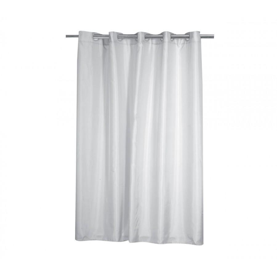 Κουρτίνα Μπάνιου 180Χ200 Shower White