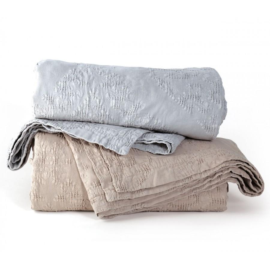Κουβέρτα Υπέρδιπλη Seraina Grey 230x250