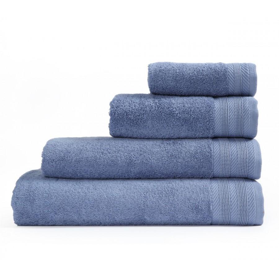 Πετσέτα Μπάνιου Life 1113-Blue 70x140