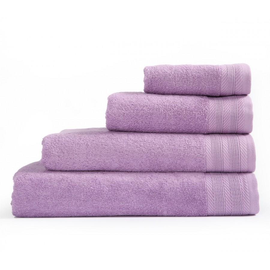 Πετσέτα Μπάνιου Life 1114-Purple 70x140