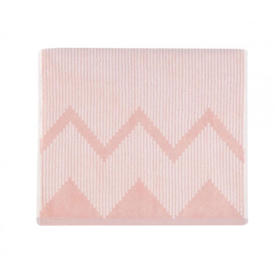 Πετσέτα Μπάνιου Mansion Pink Nef-Nef 70X140