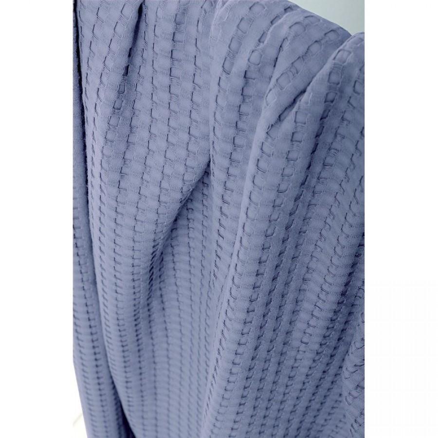 Κουβέρτα Υπέρδιπλη Habit Blue Nima 220X240