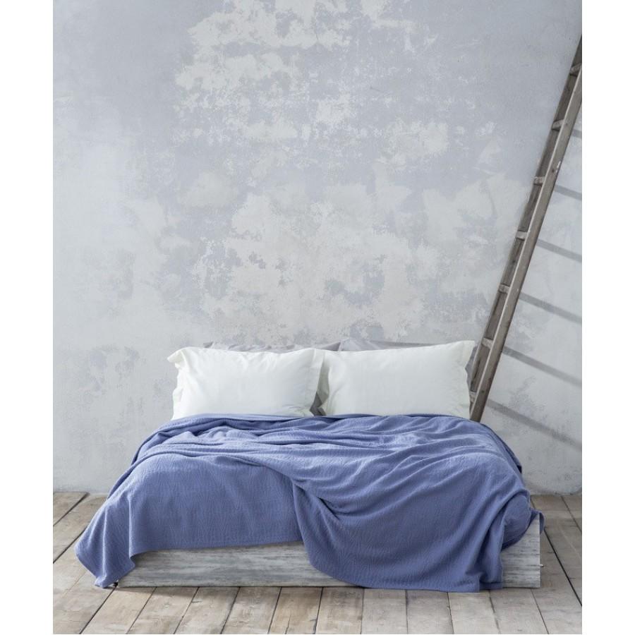 Κουβέρτα Υπέρδιπλη Residence Blue Nima 230X250