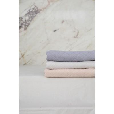 Κουβέρτα King Size Candace Gray Nima 230X260