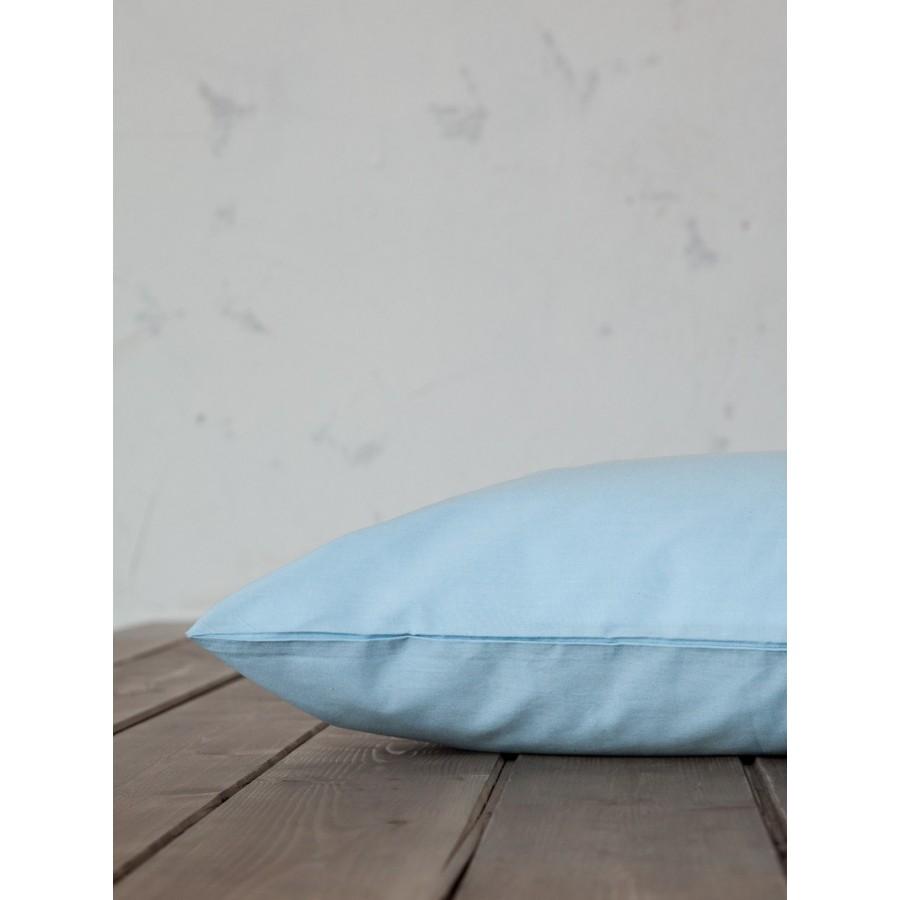 Μαξιλαροθήκες Unicolors Sky Blue Nima 52X72