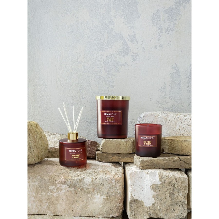 Nima Αρωματικό Χώρου με Στικ 190ml - Red Fruit & Woody