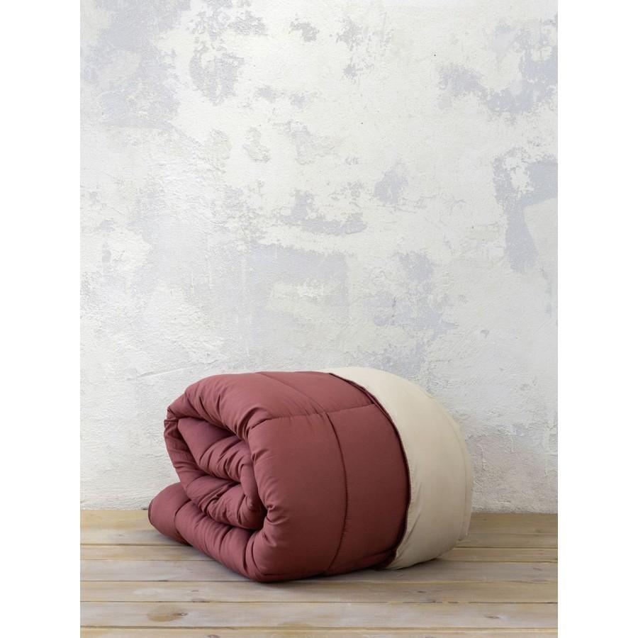 Nima Πάπλωμα 220x240 Abalone Terracotta-Beige