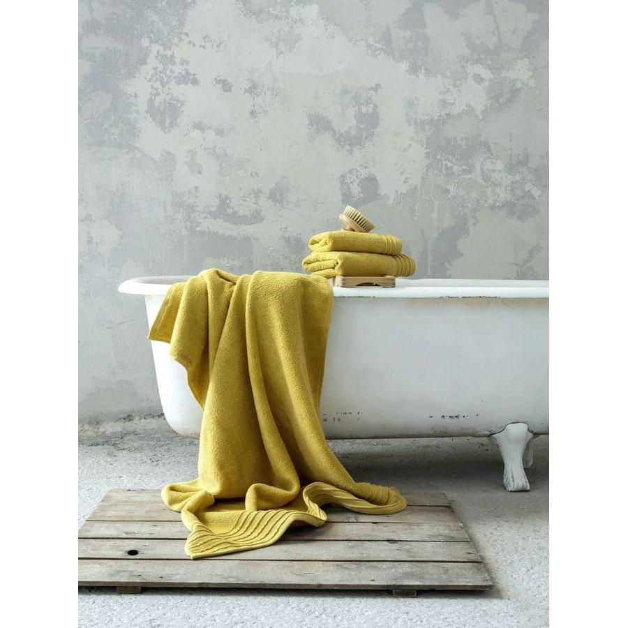 Nima Πετσέτα 50x100 Feel Fresh - Mustard Beige