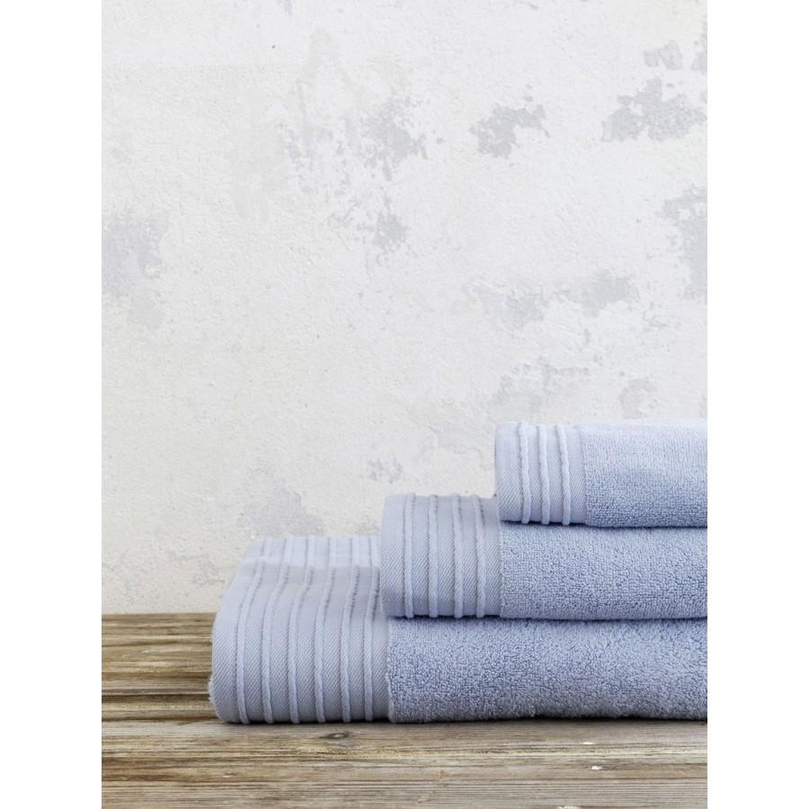Nima Σετ 3 Πετσέτες Feel Fresh - Dusty Blue