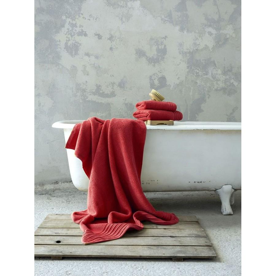 Nima Σετ 3 Πετσέτες Feel Fresh - Red