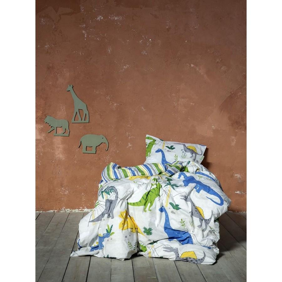 Nima Σετ Παπλωματοθήκη Μονή - Dino Park 160x240