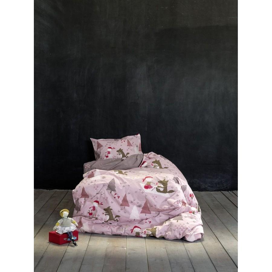 Nima Σετ Παπλωματοθήκη Μονή - Little Red Riding Hood 160x240