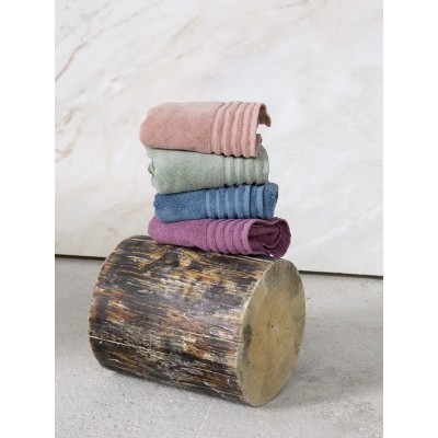 Πετσέτα Προσώπου Vista Powder Pink Nima 50X100