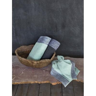 Πετσέτα Σώματος Luzon Dark Gray Nima 70X140