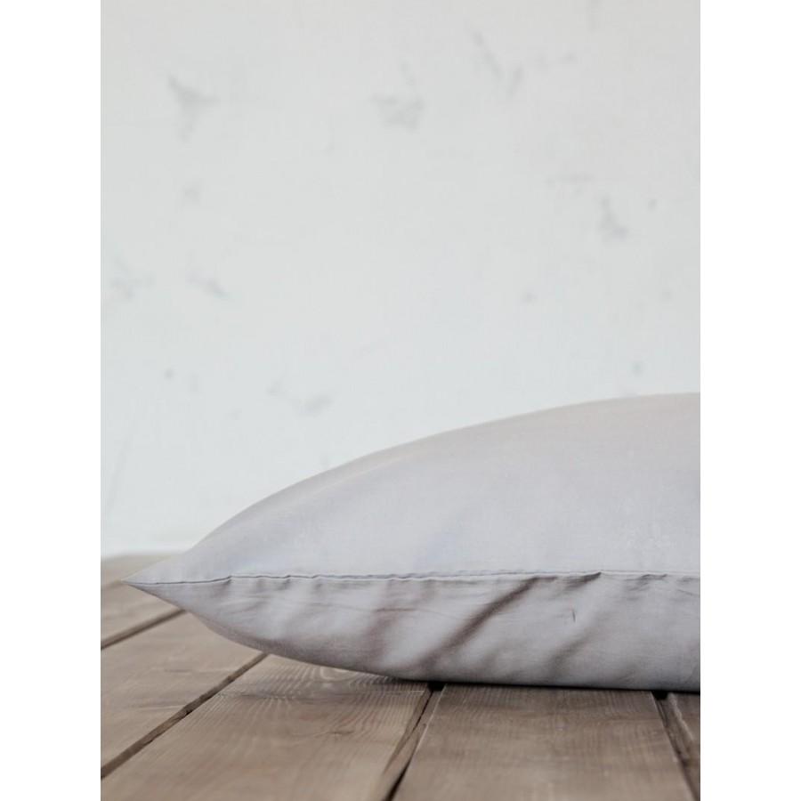 Σεντόνι Υπέρδιπλο Unicolors Silver Gray Nima 240X260